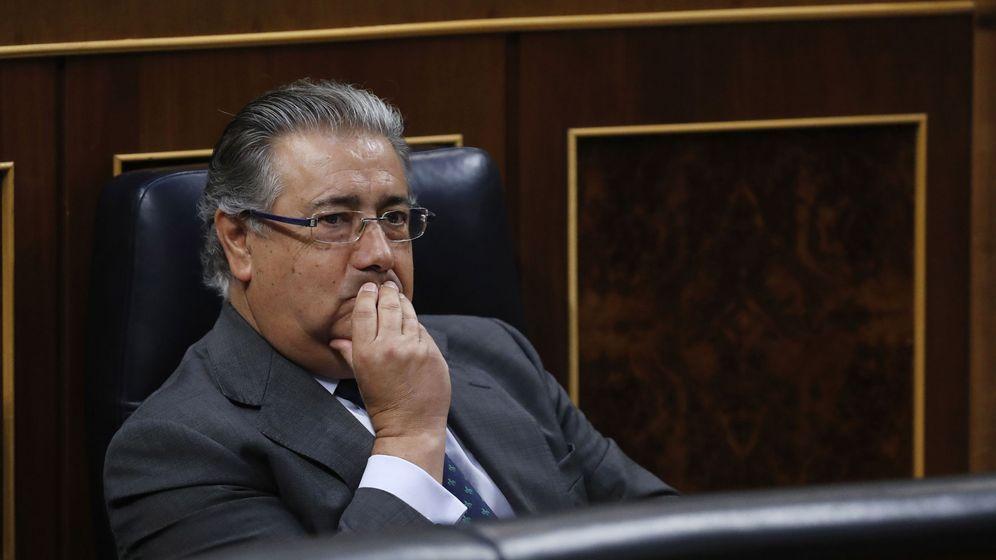 Foto: El ministro del Interior, Juan Ignacio Zoido, omitió informar sobre ello este lunes. (EFE)