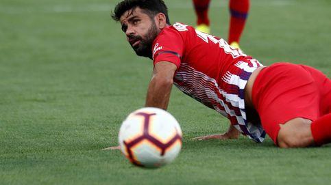 La sequía de Diego Costa, cuestión de Estado en el Atlético de Madrid