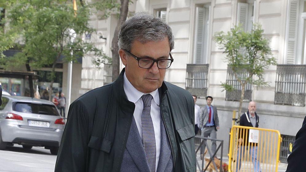 Foto: Jordi Pujol Ferrusola, el primogénito del expresidente catalán, en una imagen de archivo.(EFE)