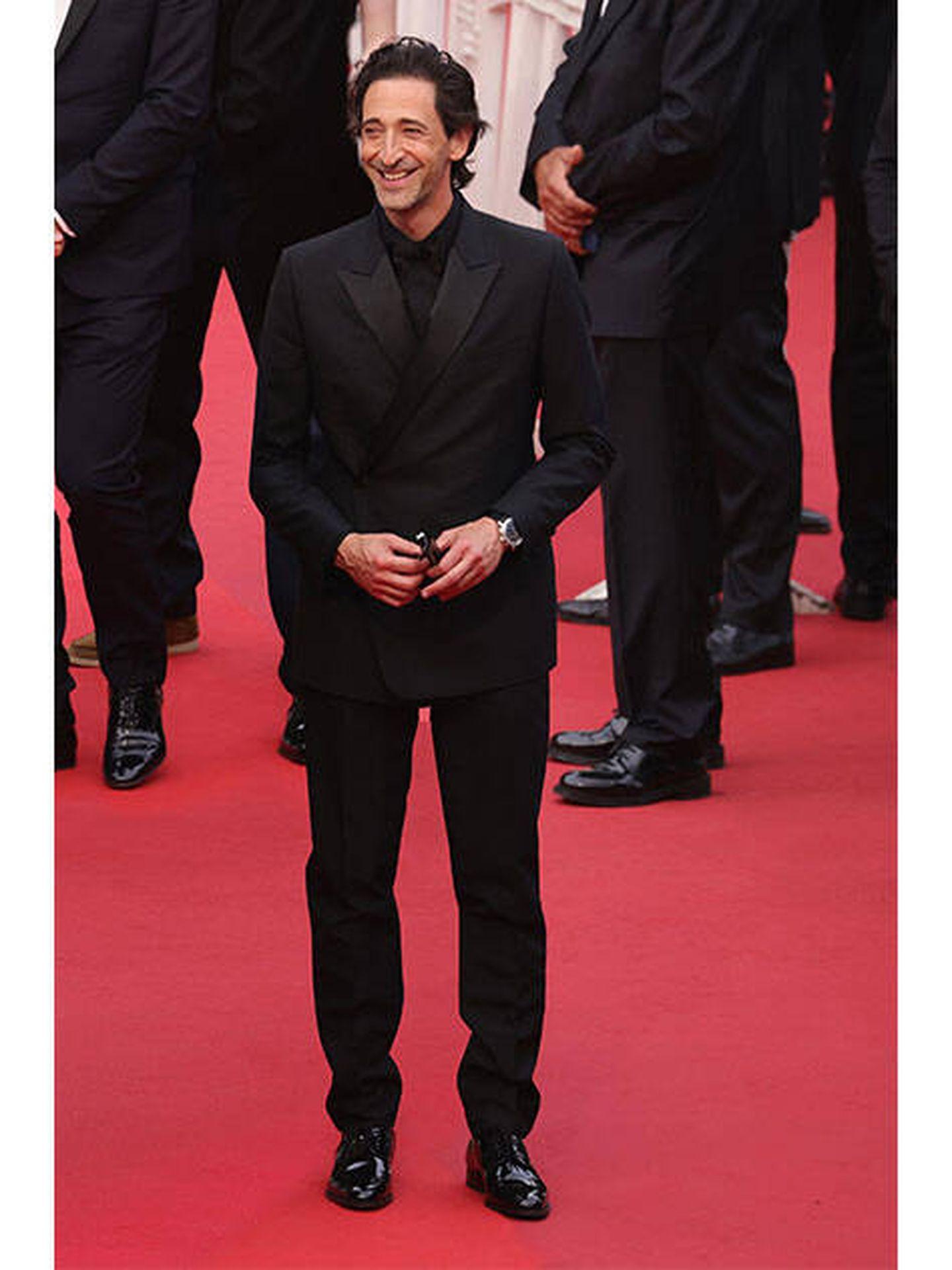 Adrien Brody. (Cortesía de Dior)