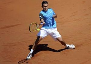 Almagro se deshace de Bolelli y avanza a segunda ronda en el Masters de Roma