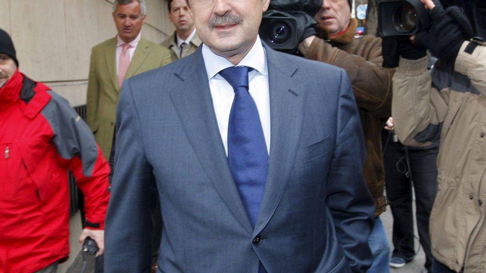 José Luis Ulibarri, detenido como uno de los cabecillas de la trama de amaños de Sacyr