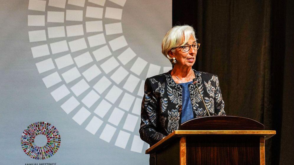 Foto: La directora del FMI, Christine Lagarde. (Reuters)