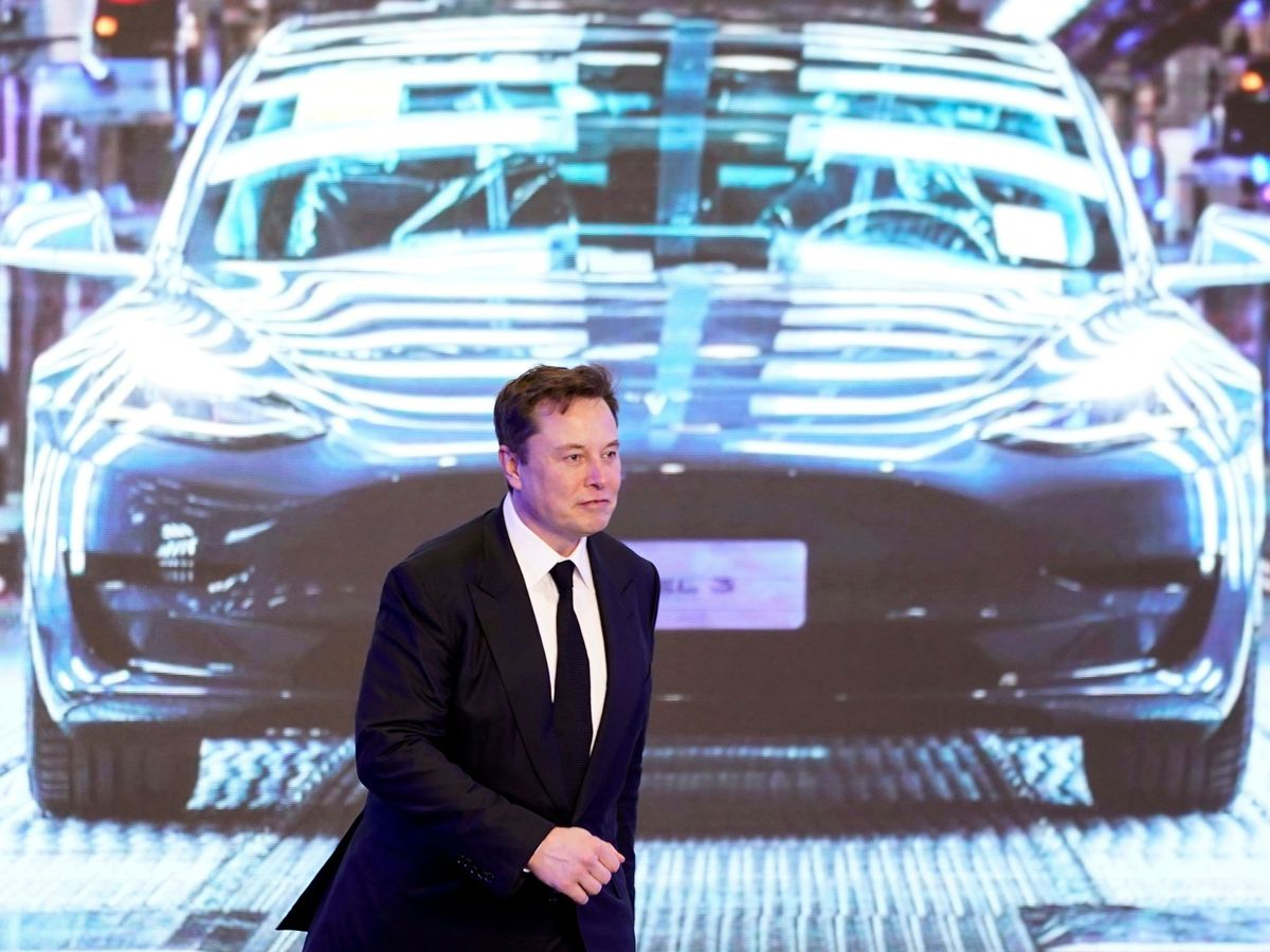 Foto: Tesla quiere eliminar las escobillas del limpiaparabrisas. (Reuters)