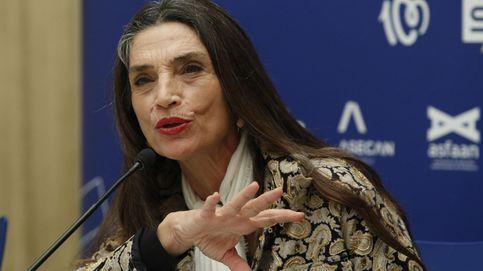 La actriz Ángela Molina gana el Premio Nacional de Cinematografía