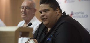 Post de El hombre más obeso de España deja de serlo:
