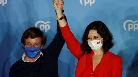 Resultados de las elecciones en Madrid: quién ha ganado y quién tiene opciones de gobernar