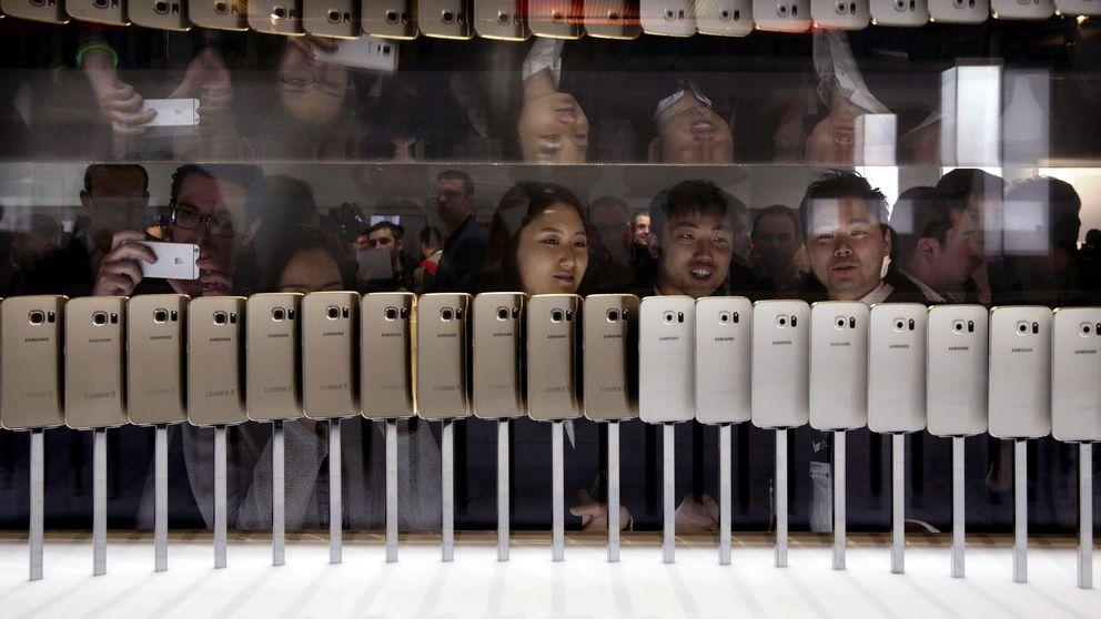 Samsung pone en un aprieto a Apple con sus Galaxy S6 y S6 Edge