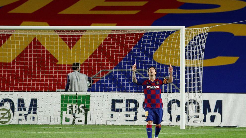 El Barça es el mismo tostón de antes de la pandemia