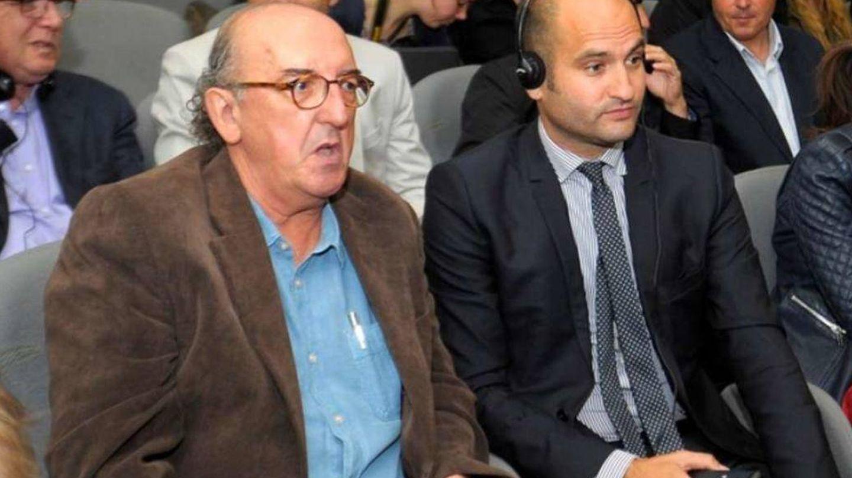 Jaume Roures y Pere Guardiola.