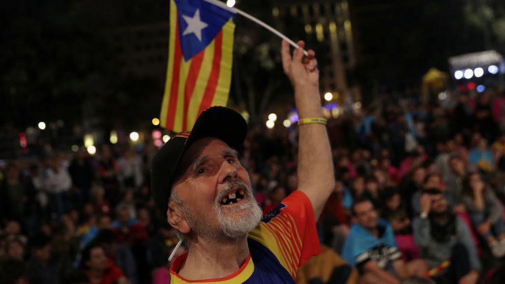 Fotos de Cataluña: cargas policiales y votaciones en el referéndum del 1-O