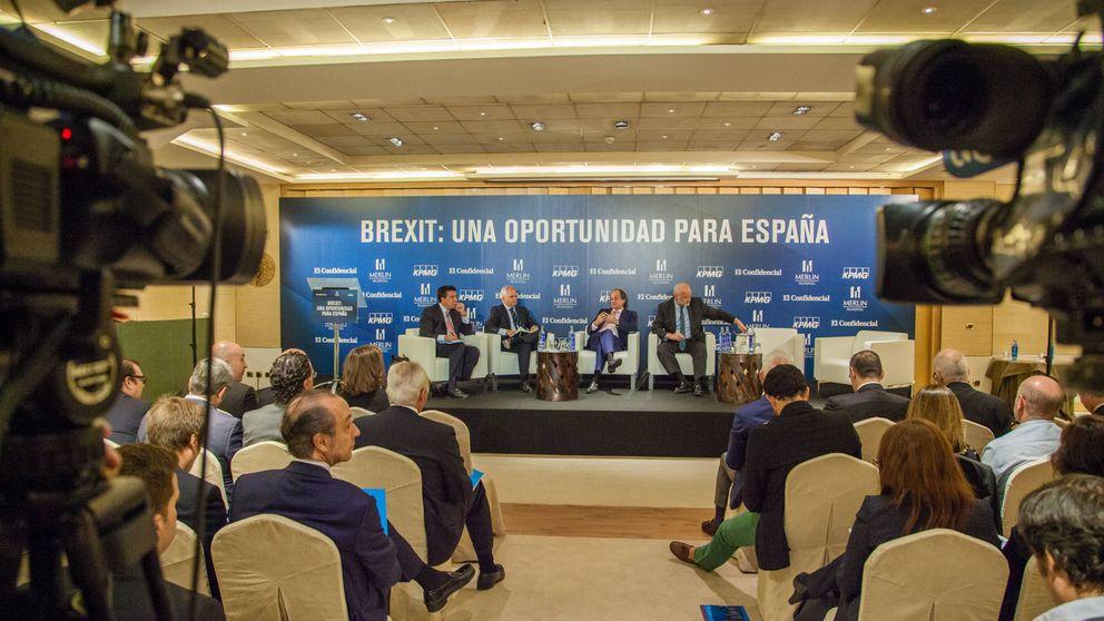 Cara y cruz del Brexit: las oportunidades del terremoto británico para España