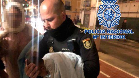 Dos policías nacionales logran salvar a un bebé tras 20 minutos en reanimación