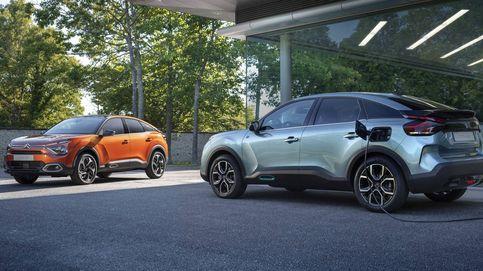 Citroën desvela su nueva berlina C4, que tendrá versión eléctrica