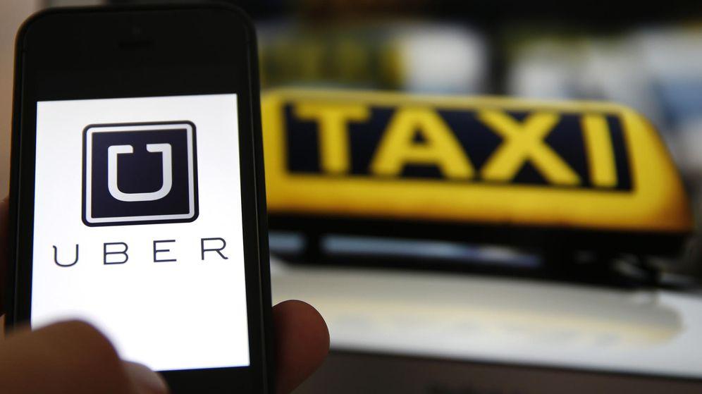 Foto: Así se posiciona Uber ante sus conflictos abiertos en España