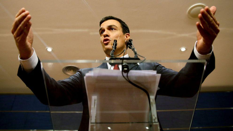 Rajoy lanza al estrellato a Pedro Sánchez