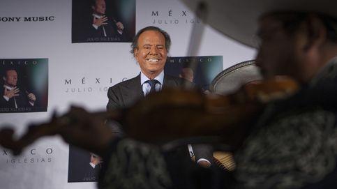 Julio Iglesias celebra su cumpleaños trabajando en México