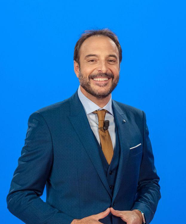 Foto: El presentador Roberto Vilar. (Atresmedia)