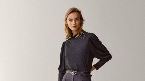 Solo hay un tipo de camisetas que te pueden hacer ver más alta y en Massimo Dutti las tienen a un precio 'low cost'