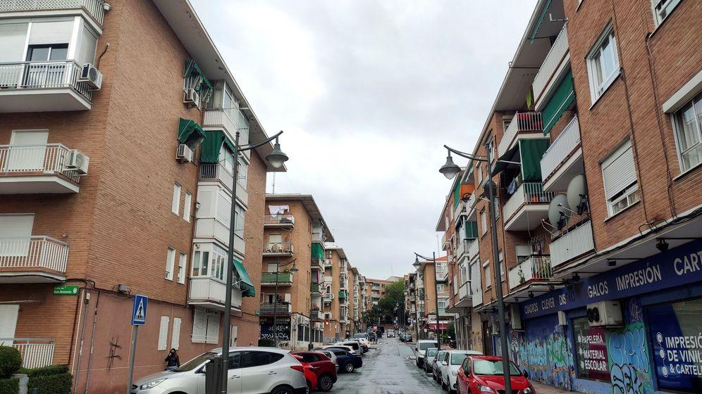 Foto: Barrio de Alcobendas (EFE)