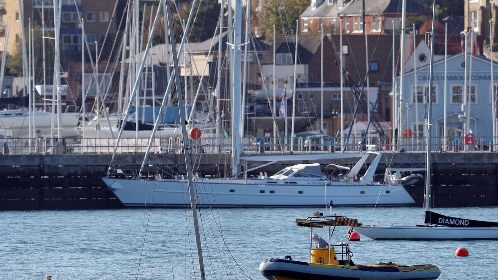La isla de Wight, el campo de pruebas de la estrategia de UK para el desconfinamiento