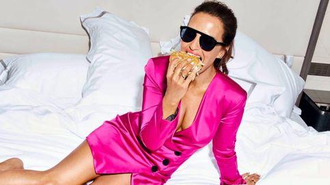 Paula Echevarría pisa fuerte en un estreno con unas sandalias de 1.000 euros
