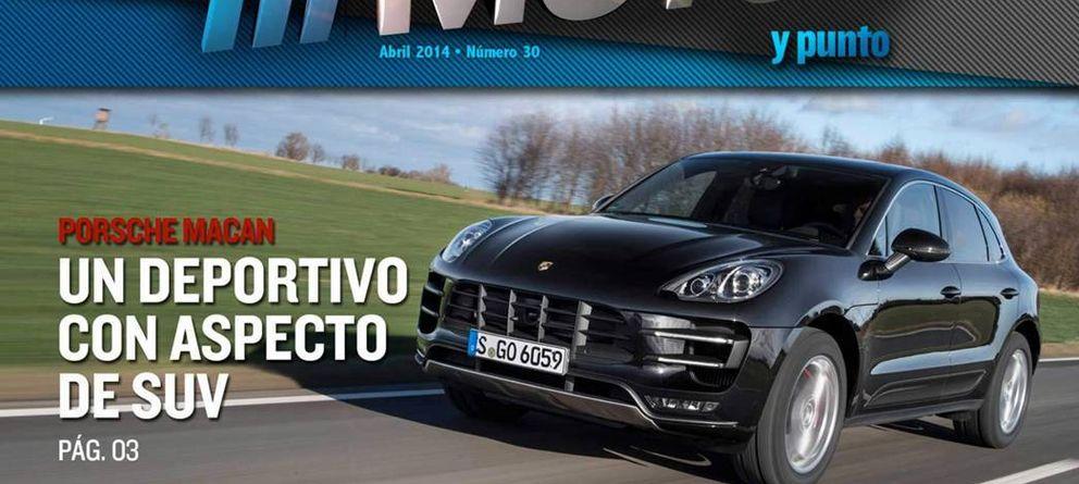 Nuevo número de Motor y punto, la revista interactiva del automóvil