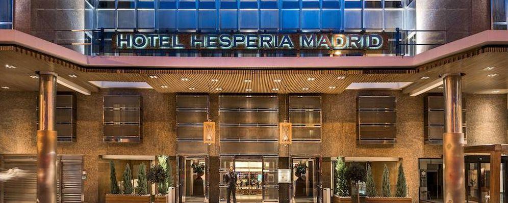 Foto: Hesperia, accionista de referencia de NH, vende su participación del 8,1%.