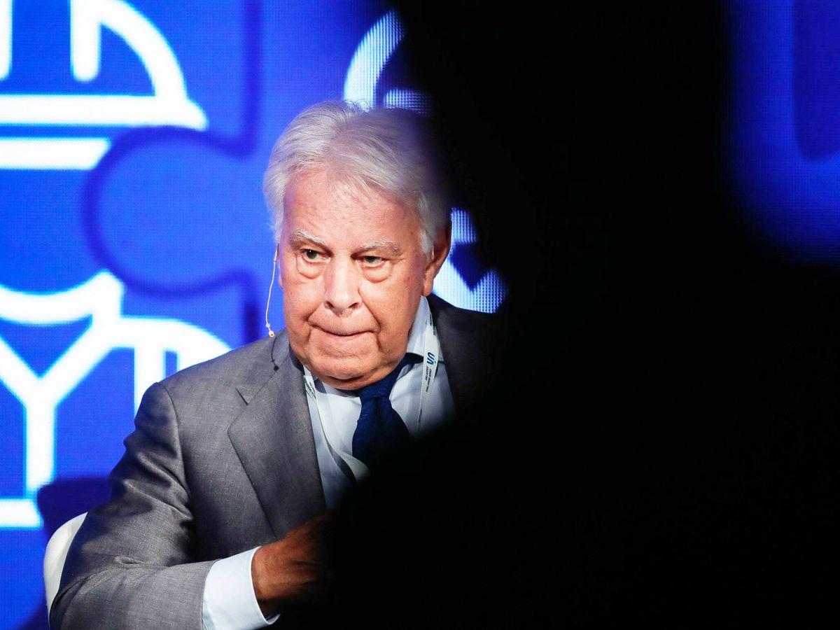 Foto: El expresidente del Gobierno, Felipe González. (EFE)