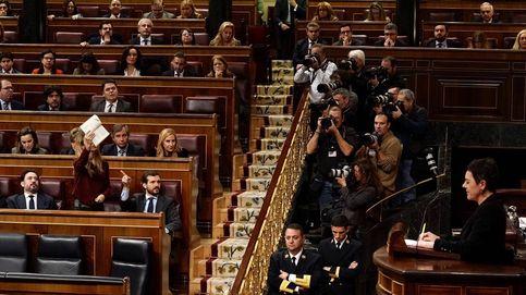 Bronca por Bildu: la derecha reprocha a Sánchez no defender al Rey y las víctimas