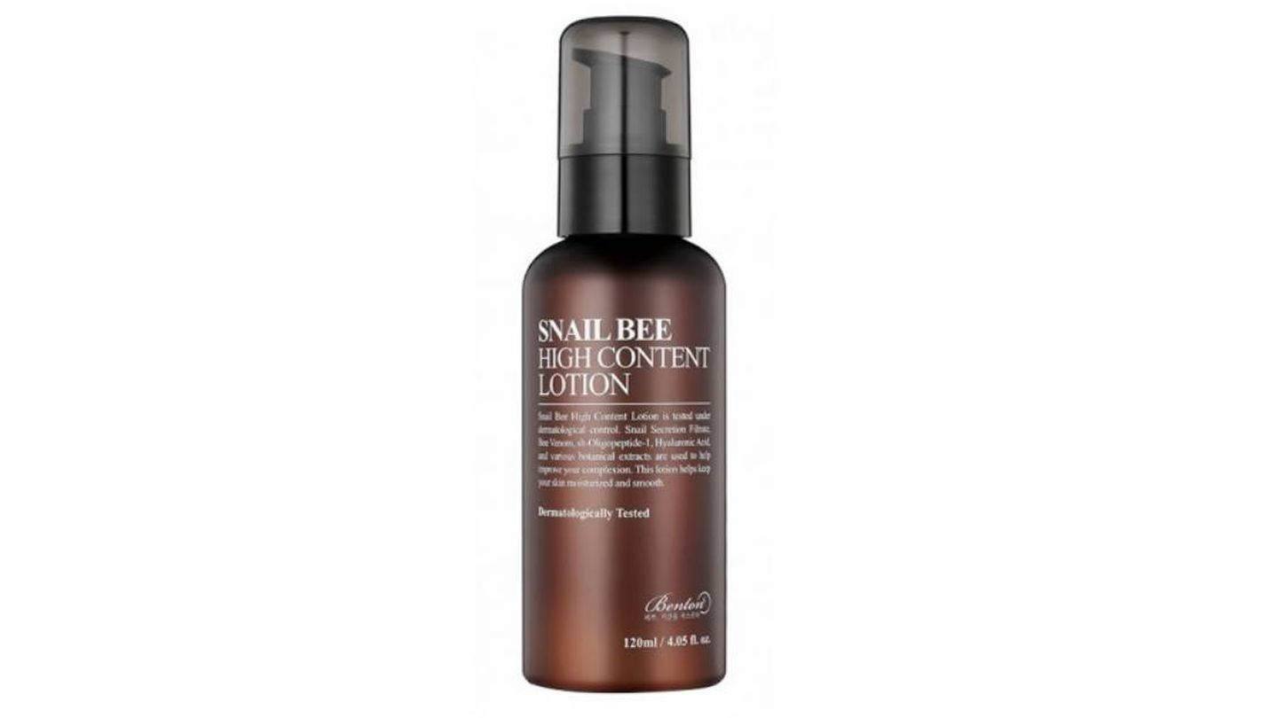 Snail Bee High Content Lotion.