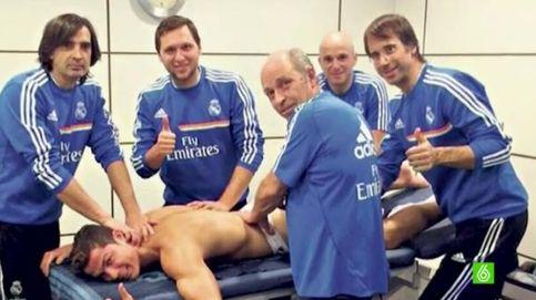 La plantilla del Madrid quiere al 'doctor estiramientos' fuera del vestuario