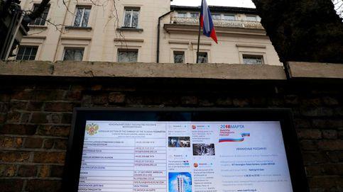 Rusia también expulsará a diplomáticos como respuesta a las medidas de May