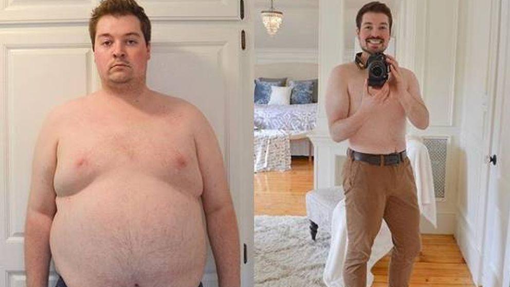 La dieta que consiguió que este médico adelgazase 56 kilos