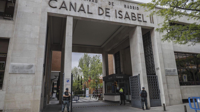 Sede principal del Canal de Isabel II en Madrid. (EFE)