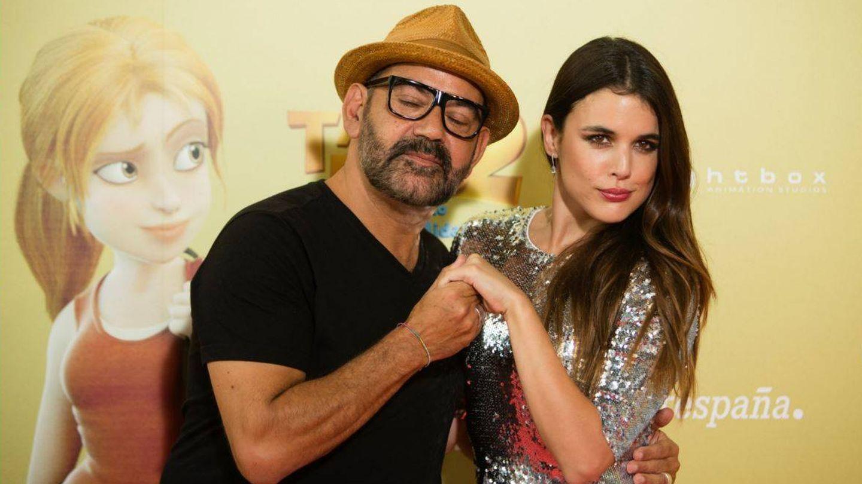 Adriana Ugarte y José Corbacho. (Gtres)