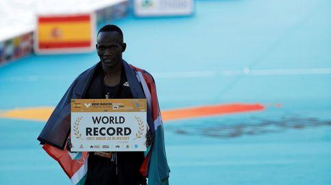 Kandie pulveriza el récord mundial de medio maratón en Valencia por medio minuto