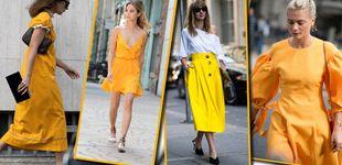 Post de Cómo llevar el amarillo a la oficina y a todas partes