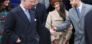 Post de El guiño cómplice de Carlos de Inglaterra a Meghan Markle desde la distancia