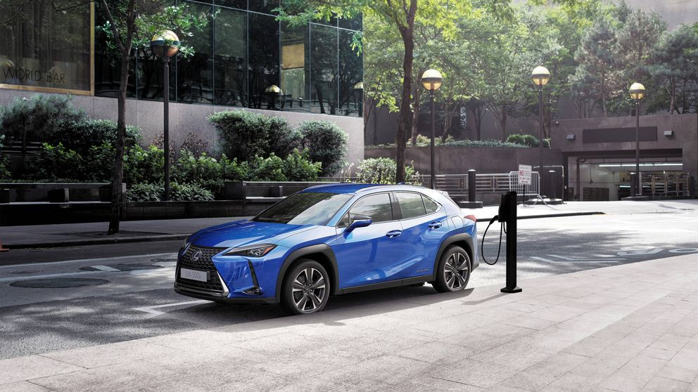 Lexus revoluciona el coche eléctrico con unas baterías nunca vistas en el mercado