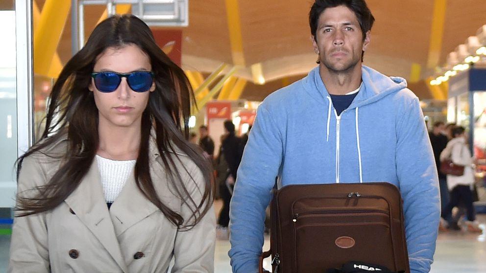 Ana Boyer y Fernando Verdasco vuelven a casa tras sus vacaciones