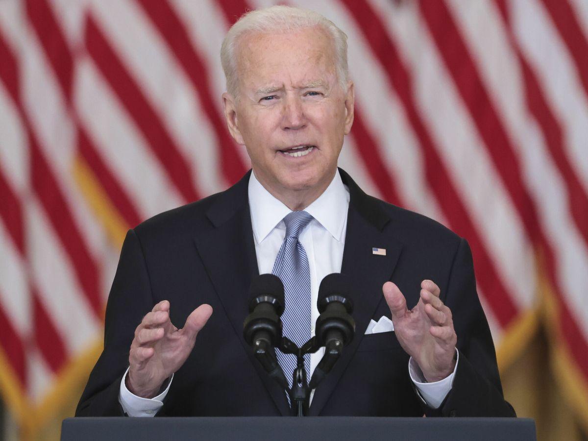 Foto: Joe Biden. (EFE)