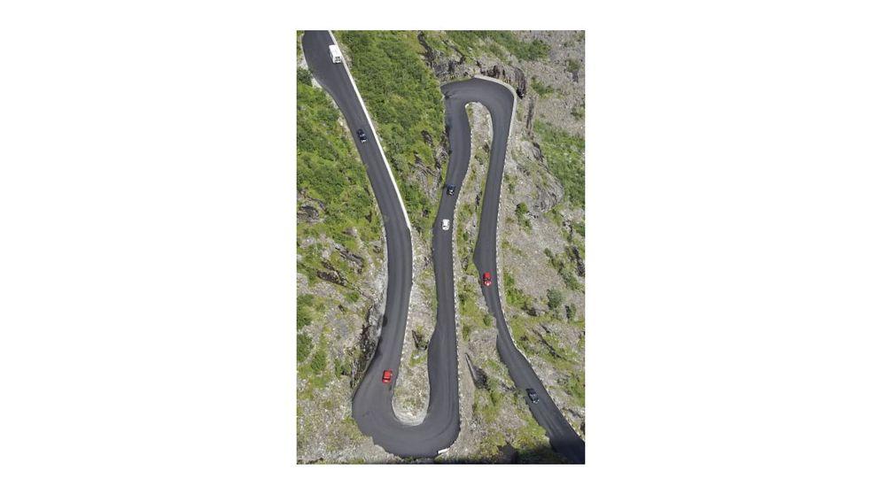 De China a Noruega: las carreteras más peligrosas del mundo