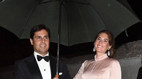 Lourdes Montes y Victoria Federica, muy elegantes en la puesta de largo de Tana Rivera