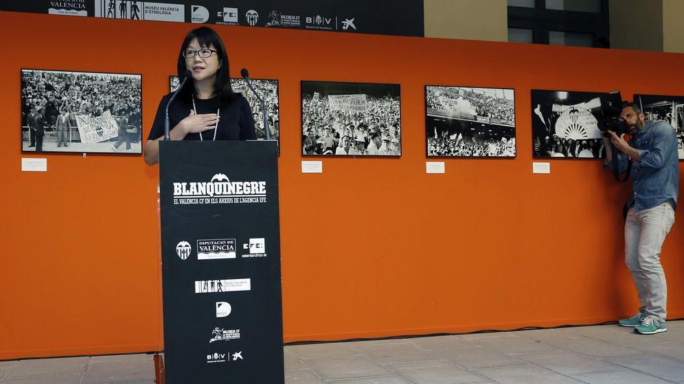 Foto: Lay Hoon, nueva presidenta ejecutiva del Valencia CF.