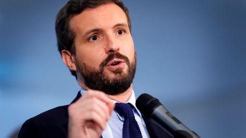 Casado acusa a Sánchez de minar las competencias autonómicas en educación y fiscalidad
