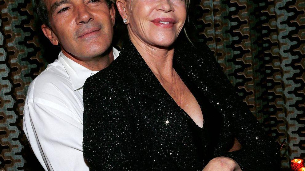 Melanie Griffith y Antonio Banderas: reencuentro inesperado en Hollywood