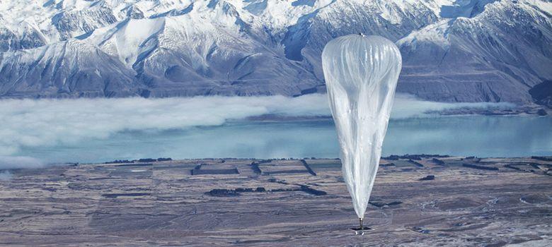 Foto: Proyecto Loon, el sueño de Google de un mundo totalmente conectado