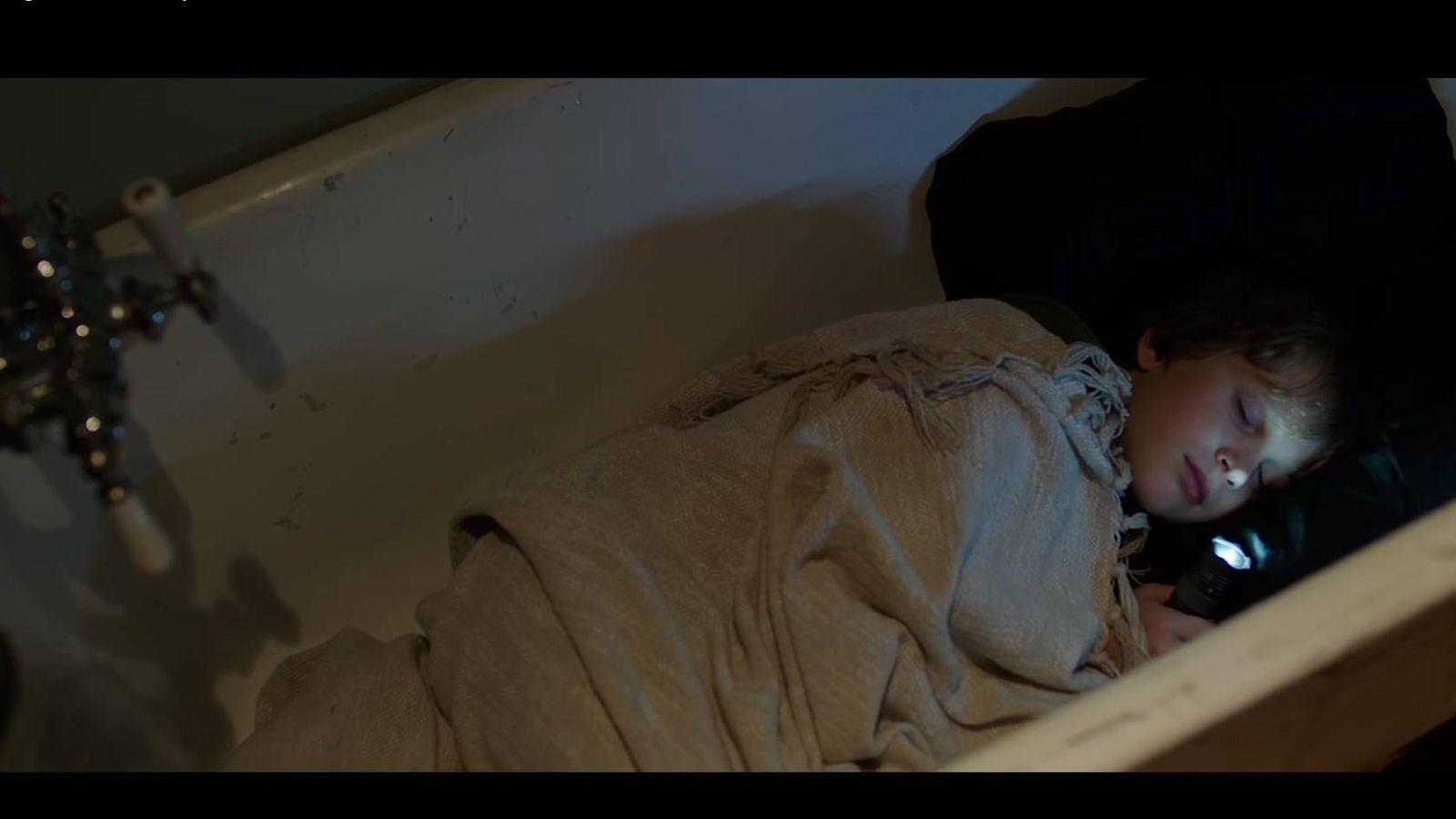 Foto: Fotograma de 'Nunca apagues la luz'.