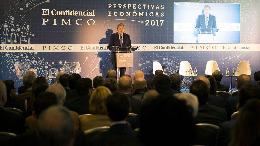 Foto: Celebración del último Foro de Perspectivas Económicas de Pimco y El Confidencial.